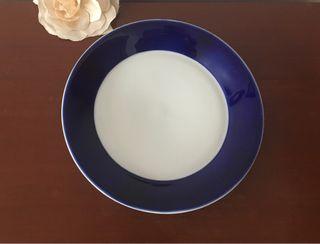 Plato vintage cerámica SARGADELOS