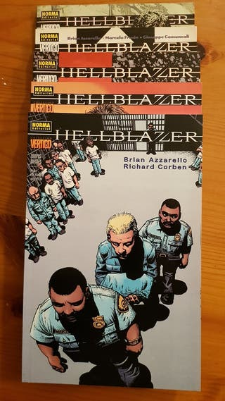 Hellblazer - Comics