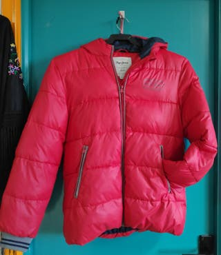 Parka (anorak) niño/a Pepe Jeans. Impecable