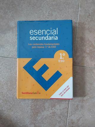 Esencial secundaria 1° ESO. Santillana Familia.