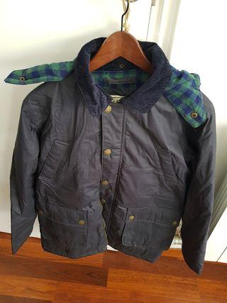 chaqueta,anorack,abrigo, barbour corte ingles