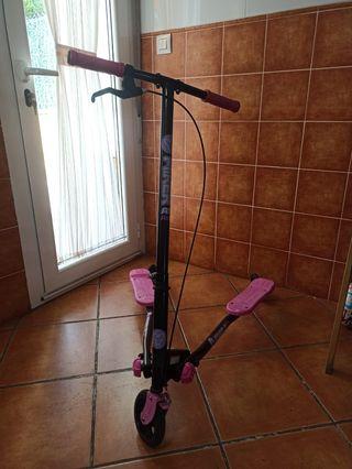 Patinete de tres ruedas YVolution- Fliker A3