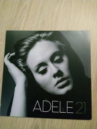 """Vinilo """"21"""" de Adele"""
