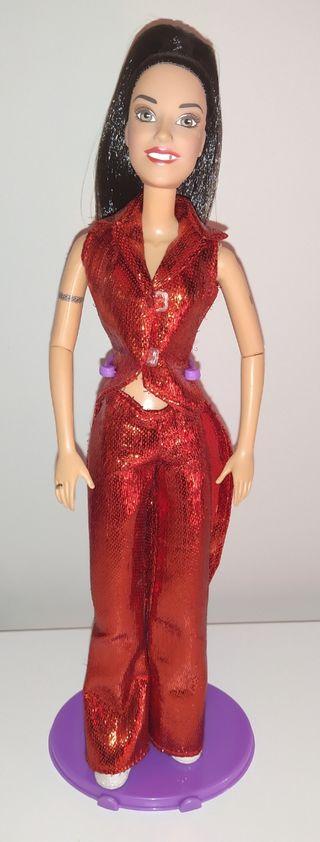 Mel C Spice Girls Barbie muñeca.