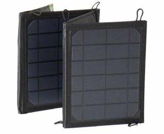Placa solar portátil