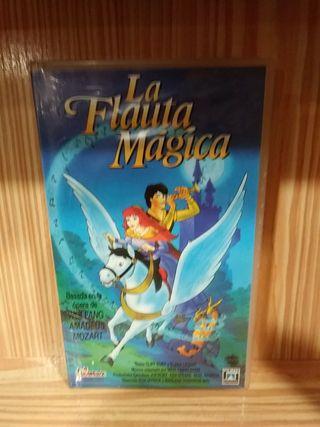 VHS La flauta mágica