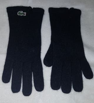 Guantes mujer Lacoste