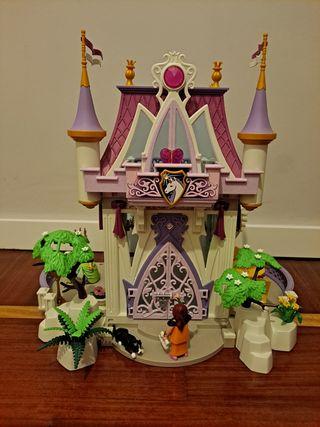 Playmobil Castillo de cristal