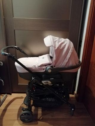 Carro Bebé 3 piezas (cuco, maxi cosi y silla)