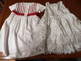 Vestidos de niña 3 - 4 años