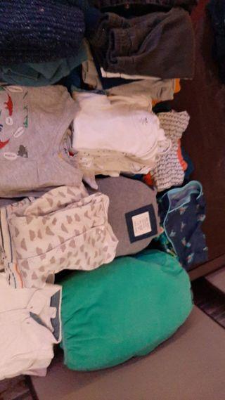 Lote ropa bebe niño de 12 a 18 meses
