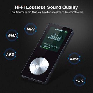 Reproductor mp3,mp4 ,radio,grabadora,altavoz ..