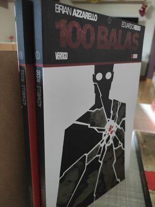 Comics 100 balas