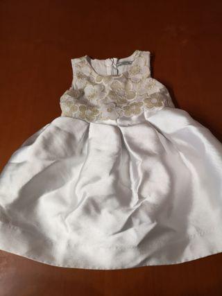 Vestido niña de mayoral 3 años
