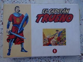 Comics Capitan Trueno Coleccion Completa 32 Tebeos