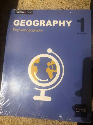 geografia e historia ingles 1 SECONDARY ESO