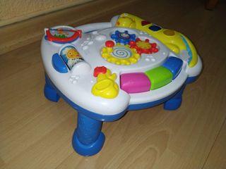 Mesa tablero de juego interactivo