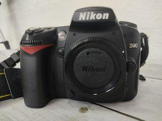 Cámara Nikon D90 muy buen estado
