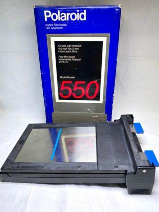 Polaroid chasis gran formato
