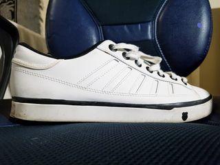 Zapatillas K-Swiss blancas