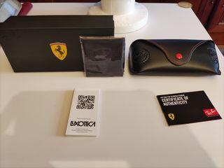 Ray Ban edición Ferrari