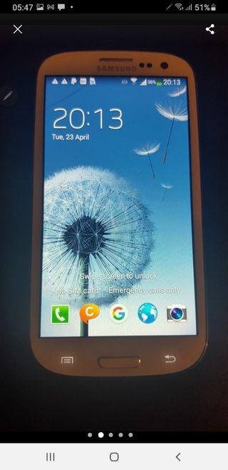 Samsung Galaxy S3 Good Condition