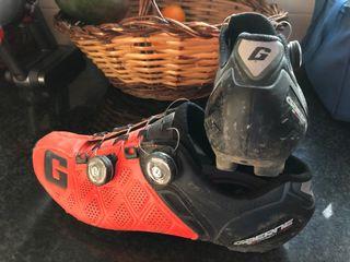 Zapatillas de MTB Gaerne Carbon Sincro+ SPD