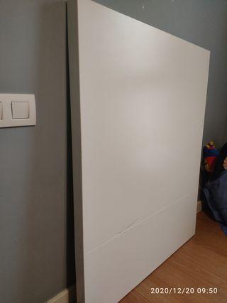 cabecero individual Ikea MALM