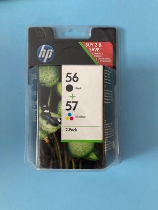 Cartucho impresora HP