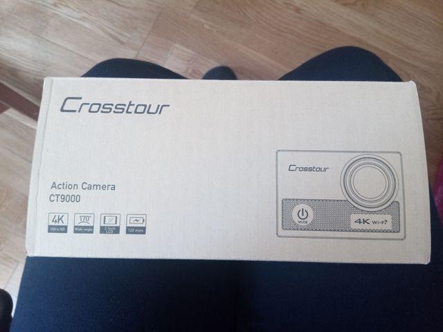 Cámara deportiva Crosstour CT 9000 estilo Gopro