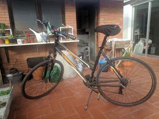 Bicicleta híbrida trekking BH RENEGADE