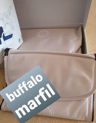 fundas bugaboo buffalo marfil