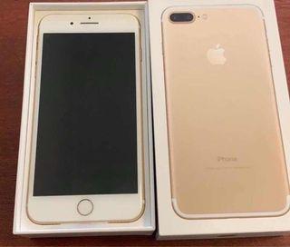 iPhone 7 Plus 16 GB Gold