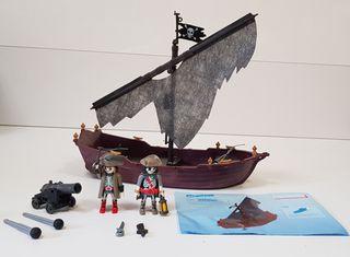 Playmobil 5901 barca fantasma