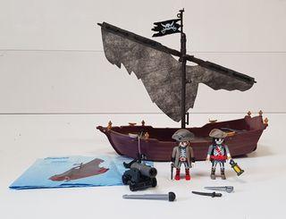 Playmobil barca fantasma