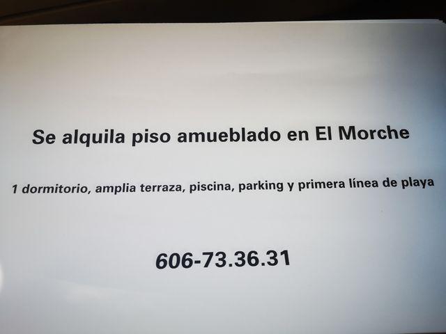 Piso en alquiler en El Morche (Villanueva de Algaidas, Málaga)