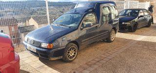 volswagen caddy 2001