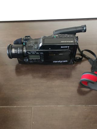 Cámara vídeo Sony Handycam Hi8