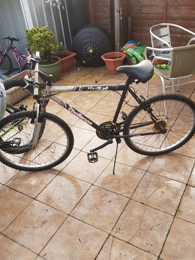 challenge bike