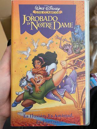 El Jorobado de Notre Dame VHS