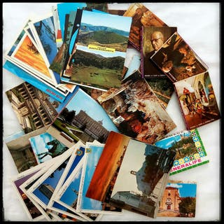 Postales (aprox 190)
