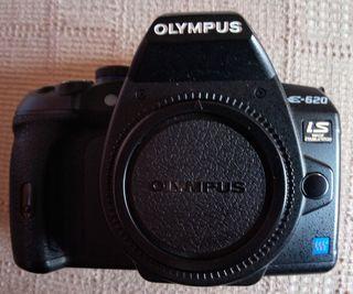 Cámara de fotos Olympus E-620