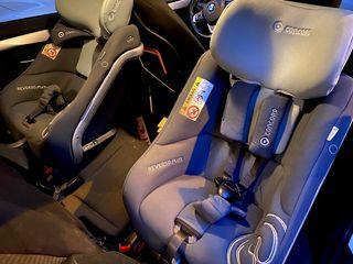 Silla coche Concord Reverso Plus