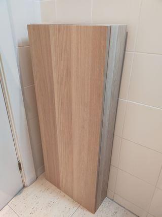 Mueble pared baño o salon