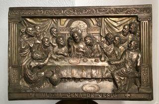 Cuadro de la ultima cena de jesus