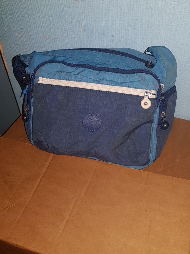 Blue Kipling Bag