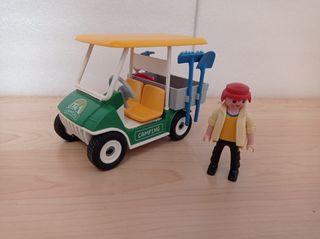 Jardinero Playmobil