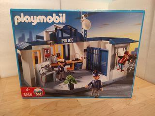 Comisaría Playmobil NUEVO!!!!!!!!!