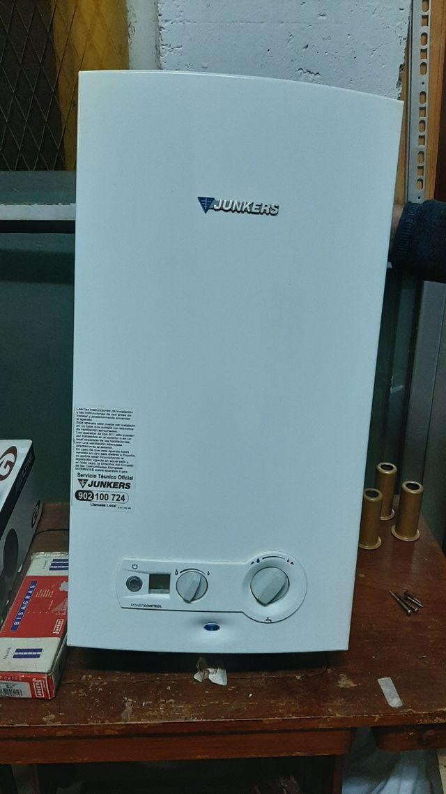 Calentador de gas Junkers