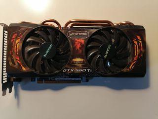 Tarjeta Gráfica Gigabyte GeForce GTX 560 Ti